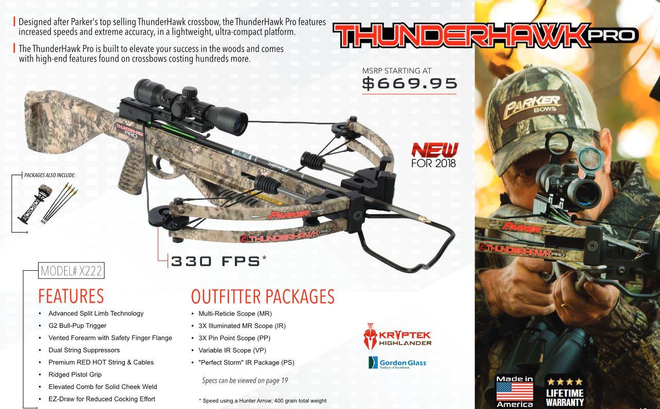 Thunderhawk Pro